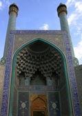 Imam Mosque. Imam Square. Esfahan. Iran — Stock Photo