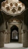 Interior Jameh (Friday) Mosque. Isfahan. Iran — Stock Photo