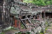 Preah Khan Temple. Angkor, Siem Reap. Cambodia. — Stock Photo