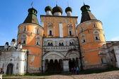 Borisoglebsy klášter. rusko — Stock fotografie