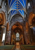 St Giles Cathedral. Edinburgh. Scotland. UK. — Stock Photo