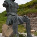 Memorial of Georgian Warriors. Gori. Georgia. — Stock Photo