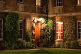 Trinity Hall College. Cambridge. UK. — Stock Photo