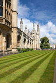 King's college chapel. Cambridge. UK. — 图库照片