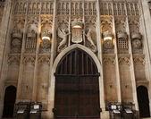 Kings college chapel. Cambridge. UK. — Stock Photo