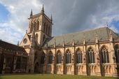 St Johns College. Cambridge. UK — Stock Photo
