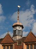 St. Johns College. Cambridge. UK. — Stock Photo