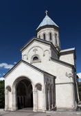 Kashveti church . Tbilisi. Georgia. — Stock Photo