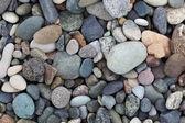 Pebbles on the beach. Batumi. Georgia. — Stock Photo