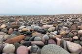 Pebble beach. Gonio. Georgia. — Stock Photo