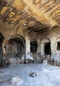 3,000 years old cave city Uplistsikhe. Near Gori. Georgia. — Stock Photo
