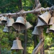 Royalty-Free Stock Photo: Old temple bells