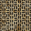 Rusty lattice — Stock Photo #10785174