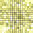 Golden mosaic — Stock Photo