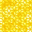 Golden pattern — Stock Photo