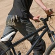 Bicyclist — Stockfoto #10806962
