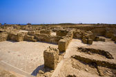 Historic ruins in Paphos. Cyprus. — ストック写真