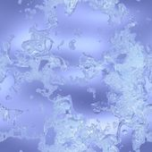 Ice. Seamless texture — Stock Photo