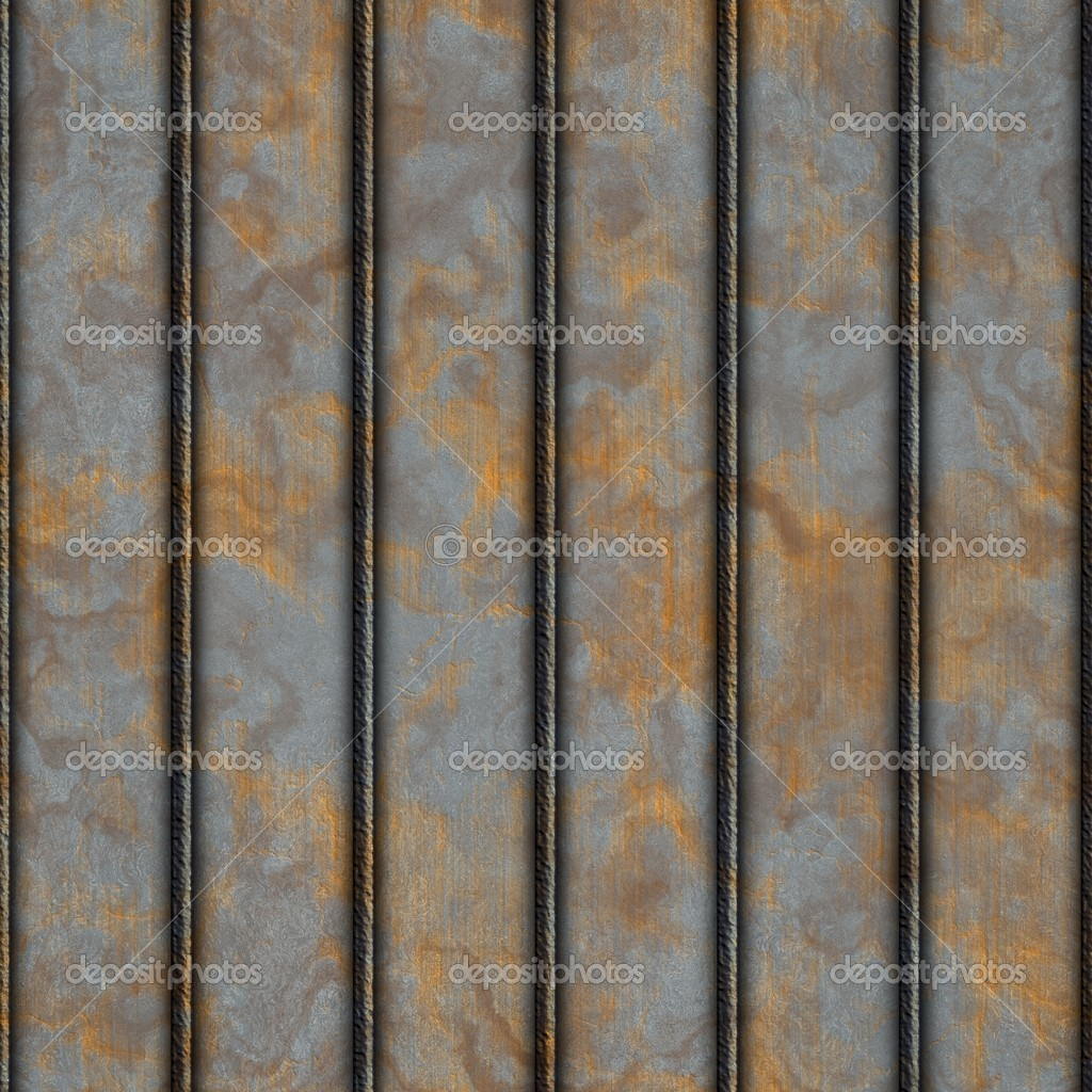 Rusty lattice. Seamless texture. — Stock Photo #10836753