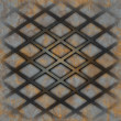 Rusty lattice — Stock Photo #10893858