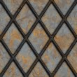 Rusty lattice — Stock Photo