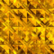 Golden seamless pattern - Stockfoto