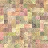 Patchwork multicolor — Foto de Stock