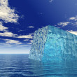 Iceberg — Stock Photo