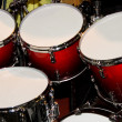 Foto de Stock  : Drums kit