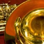 Trumpet — Stock Photo #10939012