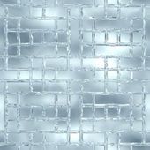 Ice wall — Stock Photo