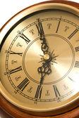 Seven o'clock — Stock Photo