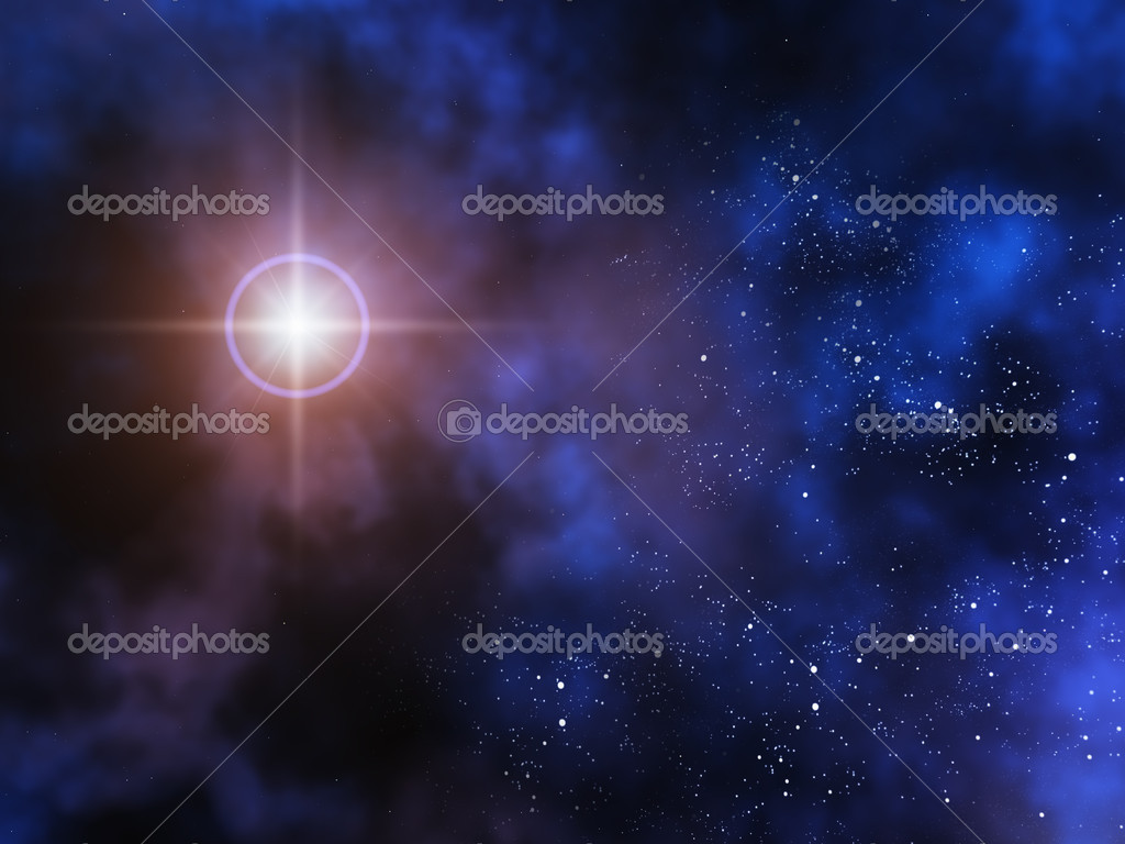Space background.  Stock Photo #10933443