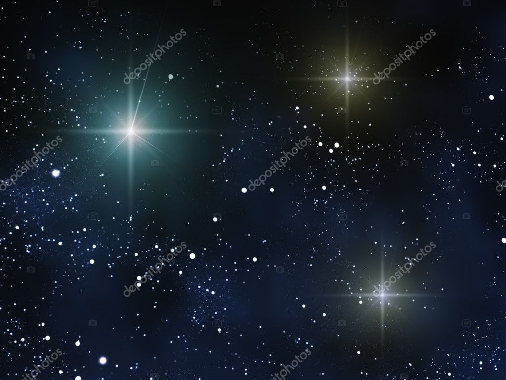 Space background. — Stock Photo #10933451