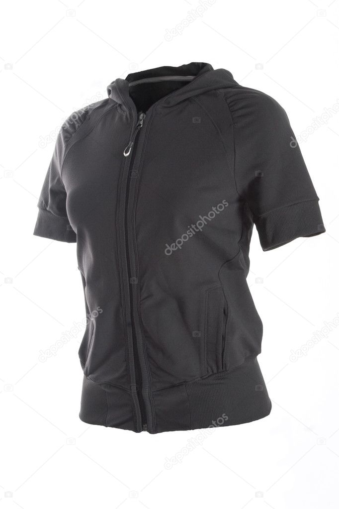 Women's hoodie. — Stock Photo #10938266