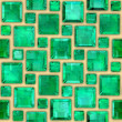 Emeralds — Stock Photo