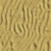 Sand. Seamless texture. — Stock Photo