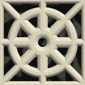 Concrete vent. — Stock Photo