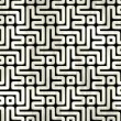 Stock Photo: Labyrinth