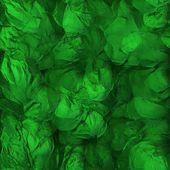 Rough emerald crystal — Stock Photo