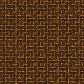 Weave. Seamless texture. — Stock Photo