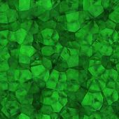 Rough emerald crystal — Stock Photo