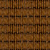 Weave. Seamless texture. — Stock Photo