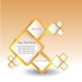 Text box — Vector de stock
