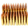 .223 and .306 Rifle Ammo — Stock Photo
