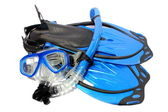Diving and Snorkeling Gear — Стоковое фото