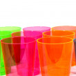 Multicolored Cups — Stock Photo #11813454