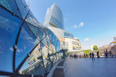 Warsaw,Poland, Shopping Center Golden Terraces — Stock Photo