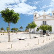Stock Photo: Santo antonio church in Lagos in Portugal