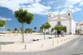 Santo antonio church in Lagos in Portugal — Stock Photo